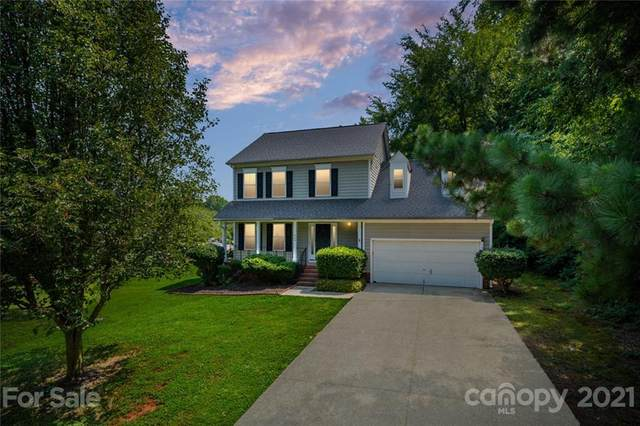 840 Knightsbridge Road, Fort Mill, SC 29708 (#3759858) :: Stephen Cooley Real Estate Group