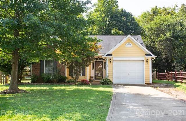 4106 Woodbury Terrace NW #105, Concord, NC 28027 (#3759938) :: DK Professionals