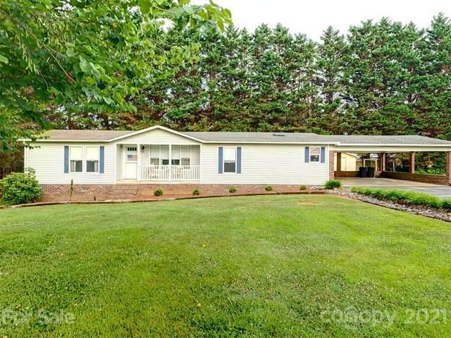150 Will Wilson Lane, Taylorsville, NC 28681 (#3759952) :: Scarlett Property Group