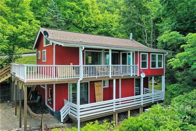 336 Falcon Crest Loop, Maggie Valley, NC 28751 (#3759978) :: BluAxis Realty