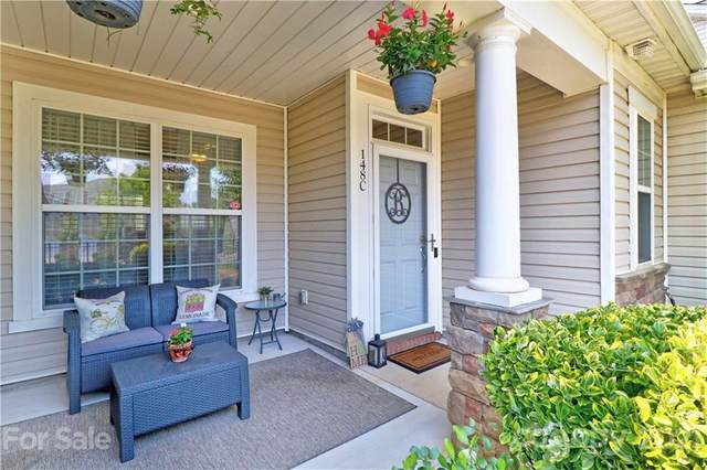 148 Silverspring Place C, Mooresville, NC 28117 (#3759986) :: MartinGroup Properties