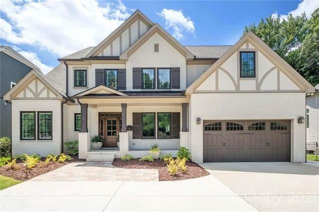 414 Sharon Amity Road, Charlotte, NC 28211 (#3759994) :: Keller Williams Realty Lake Norman Cornelius