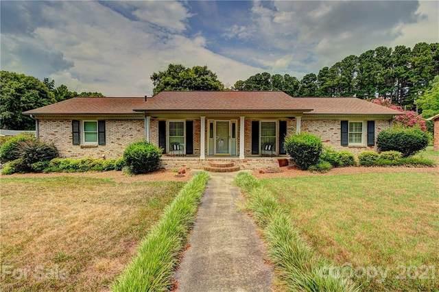 911 Vista Drive, Cherryville, NC 28021 (#3760012) :: Carolina Real Estate Experts