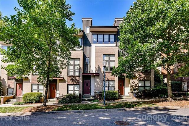 660 Garden District Drive, Charlotte, NC 28202 (#3760056) :: Scarlett Property Group