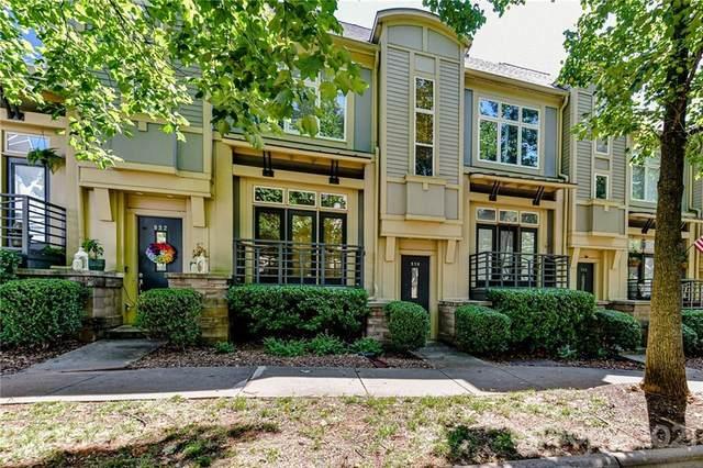 930 Garden District Drive, Charlotte, NC 28202 (#3760057) :: LePage Johnson Realty Group, LLC