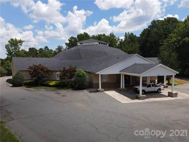 857 Eastway Drive, Charlotte, NC 28205 (#3760133) :: BluAxis Realty