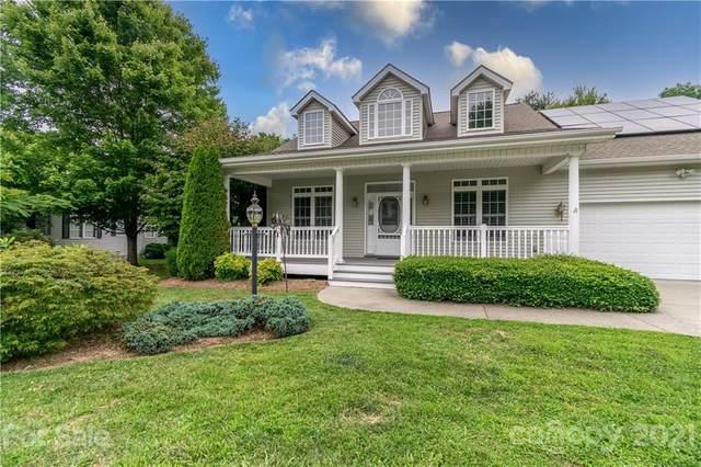159 Mill Pond Way, Hendersonville, NC 28791 (#3760145) :: DK Professionals