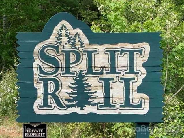 Lot 16 E Splitrail Drive #16, Hendersonville, NC 28792 (#3760206) :: Stephen Cooley Real Estate Group