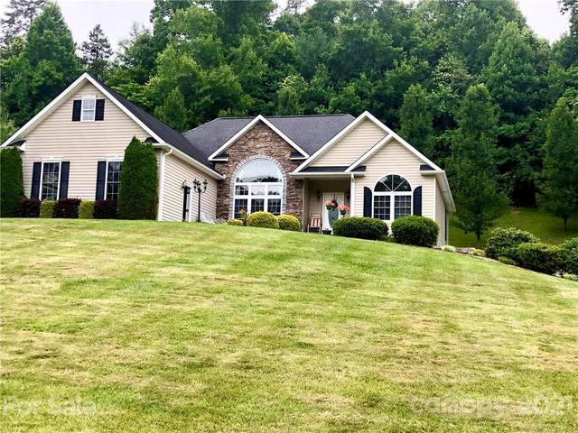 124 Shadow View Drive, Leicester, NC 28748 (#3760295) :: Carolina Real Estate Experts