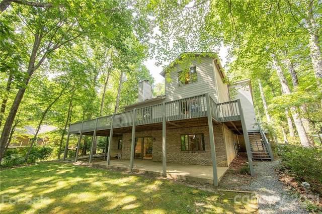13 Windjammer Way, Hendersonville, NC 28792 (#3760327) :: Modern Mountain Real Estate