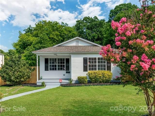 1005 Pegram Street, Charlotte, NC 28205 (#3760332) :: LePage Johnson Realty Group, LLC