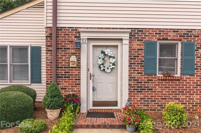 1330 5th Street #51, Hickory, NC 28601 (#3760362) :: LePage Johnson Realty Group, LLC