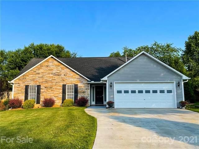 44 Cottage Ridge Road, Fletcher, NC 28732 (#3760379) :: Bigach2Follow with Keller Williams Realty