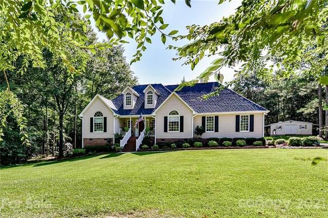 1024 Croatoan Drive, Rock Hill, SC 29730 (#3760387) :: Cloninger Properties