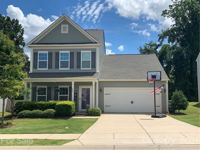 401 Moses Rhyne Drive, Mount Holly, NC 28120 (#3760404) :: The Allen Team