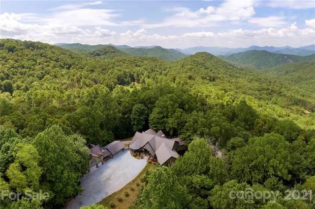 25 Hurrah Ridge, Scaly Mountain, NC 28775 (#3760438) :: Premier Realty NC