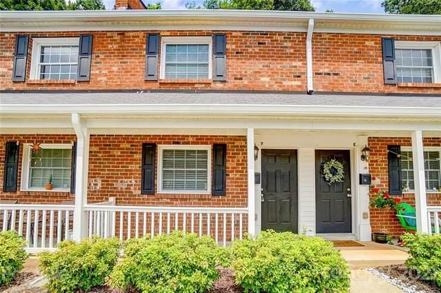 1215 Green Oaks Lane F, Charlotte, NC 28205 (#3760462) :: Keller Williams Realty Lake Norman Cornelius
