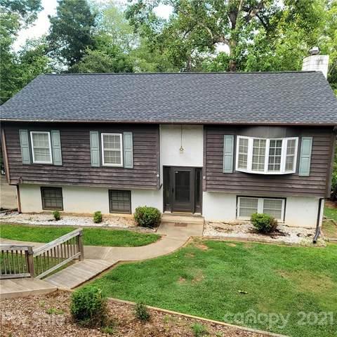1960 10th Street Boulevard, Hickory, NC 28601 (#3760481) :: Scarlett Property Group