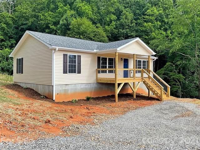 118 Gentry Family Lane #3, Candler, NC 28715 (#3760483) :: LePage Johnson Realty Group, LLC