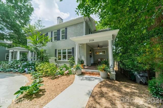 2124 Greenway Avenue, Charlotte, NC 28204 (#3760506) :: Keller Williams Realty Lake Norman Cornelius