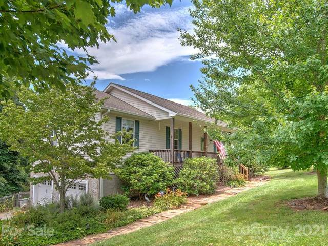 546 Old Nc 20 Highway, Alexander, NC 28701 (#3760527) :: Home and Key Realty