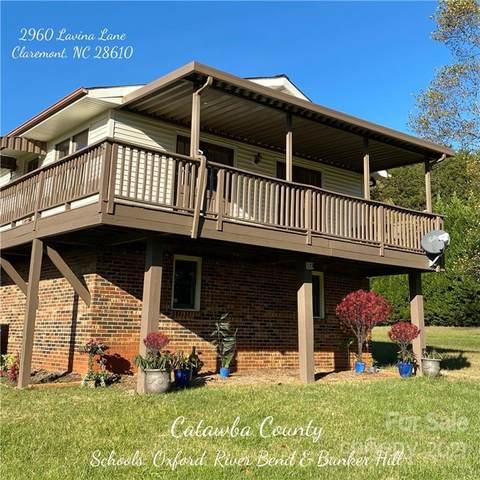 2960 Lavina Lane, Claremont, NC 28610 (#3760543) :: High Performance Real Estate Advisors
