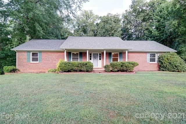 205 Dana Drive #6, Salisbury, NC 28147 (#3760554) :: LePage Johnson Realty Group, LLC