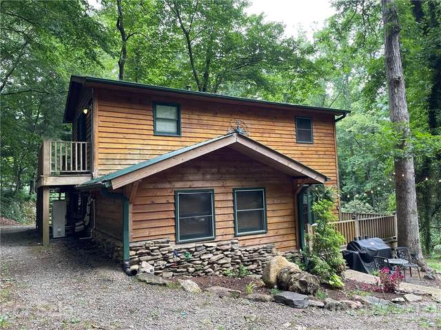 1466 Newfound Road, Leicester, NC 28748 (#3760563) :: NC Mountain Brokers, LLC