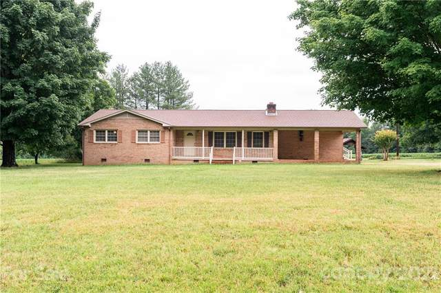 13950 Old Beatty Ford Road, Rockwell, NC 28138 (#3760633) :: Rowena Patton's All-Star Powerhouse
