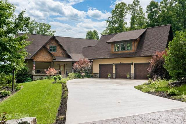 223 Starling Pass, Asheville, NC 28804 (#3760671) :: Caulder Realty and Land Co.