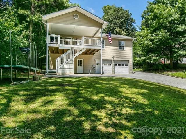 121 Reservoir Drive, Hendersonville, NC 28739 (#3760684) :: MartinGroup Properties