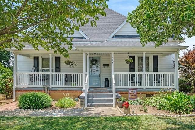 204 S Meriah Street, Landis, NC 28088 (#3760689) :: Exit Realty Elite Properties