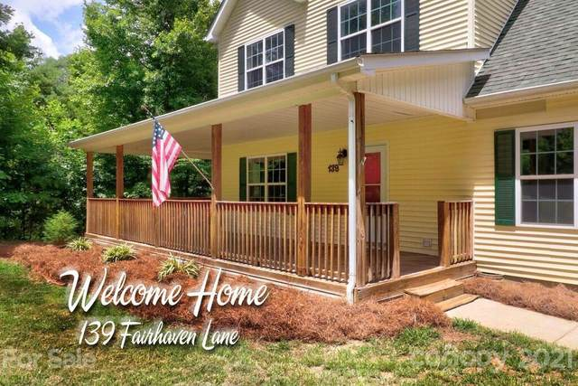139 Fairhaven Lane, Cleveland, NC 27013 (#3760738) :: Home and Key Realty