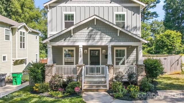 1015 Everett Place, Charlotte, NC 28205 (#3760785) :: Keller Williams Realty Lake Norman Cornelius