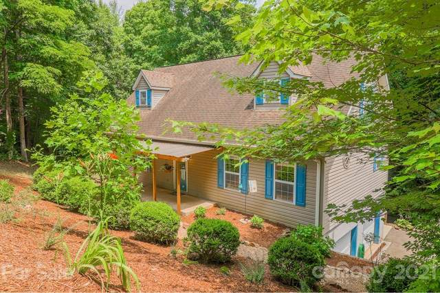 4 Leisure Trail, Weaverville, NC 28787 (#3760917) :: Caulder Realty and Land Co.