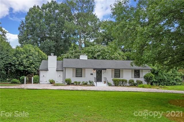 1108 Montford Drive, Charlotte, NC 28209 (#3760992) :: LePage Johnson Realty Group, LLC
