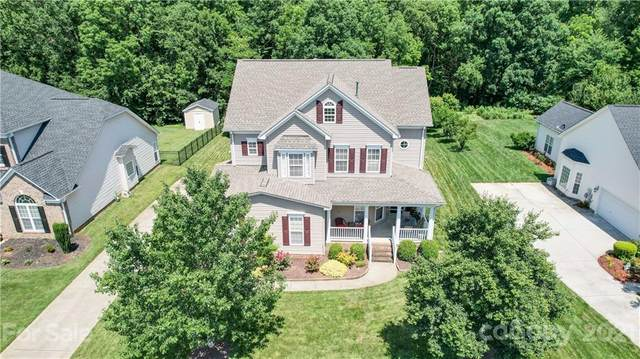 10844 Mccamie Hill Place, Concord, NC 28025 (#3761083) :: Hansley Realty