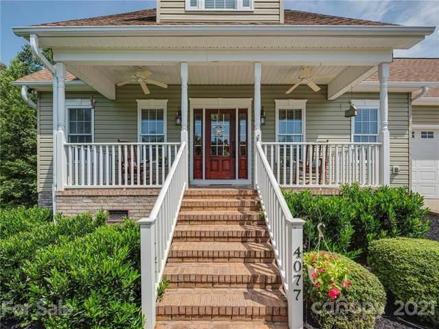 4077 Ore Bank Drive, Lincolnton, NC 28092 (#3761095) :: Premier Realty NC
