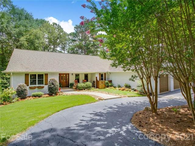 209 Commodore Drive, Cross Hill, SC 29332 (#3761099) :: LePage Johnson Realty Group, LLC