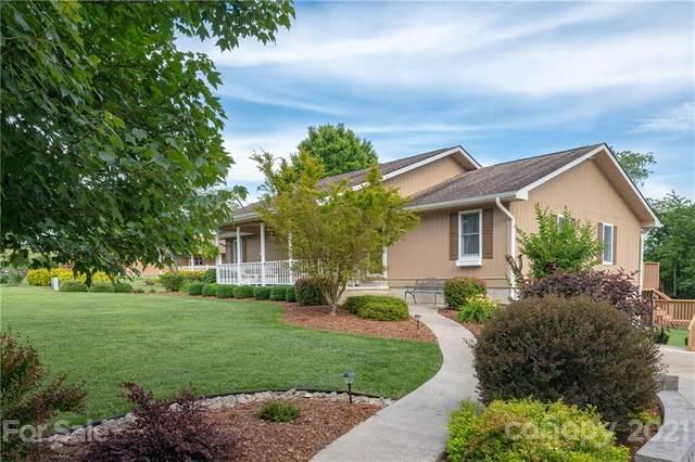 126 Quail Ridge Drive, Pisgah Forest, NC 28768 (#3761129) :: Besecker Homes Team