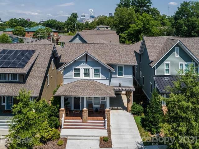 718 Morgan Park Drive, Charlotte, NC 28204 (#3761132) :: LePage Johnson Realty Group, LLC