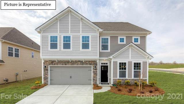 1037 Thoroughbred Drive, Iron Station, NC 28080 (#3761162) :: Hansley Realty
