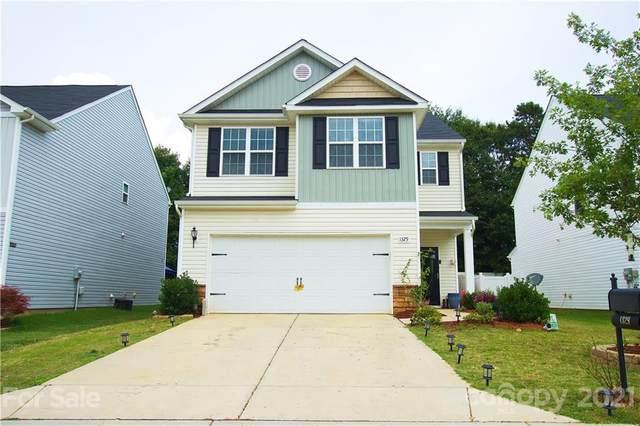 1329 Waylon Avenue, Gastonia, NC 28054 (#3761223) :: LePage Johnson Realty Group, LLC