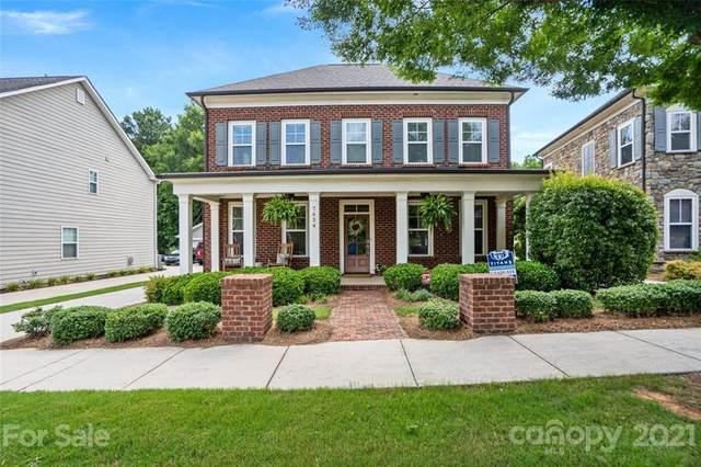 7624 Cushing Drive, Charlotte, NC 28216 (#3761244) :: BluAxis Realty