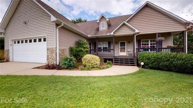 8 Grove Garden Avenue, Candler, NC 28715 (#3761326) :: Bigach2Follow with Keller Williams Realty