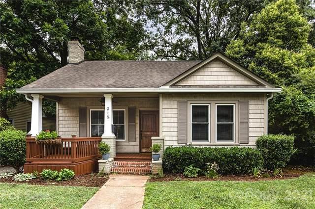 2115 Kenilworth Avenue, Charlotte, NC 28203 (#3761569) :: Hansley Realty
