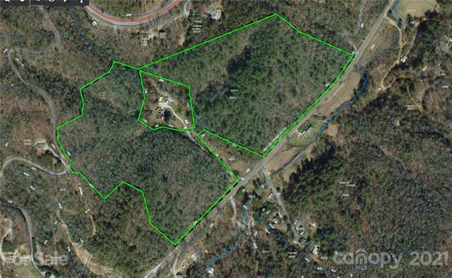 574 Frozen Creek Road, Brevard, NC 28712 (#3761572) :: Keller Williams South Park