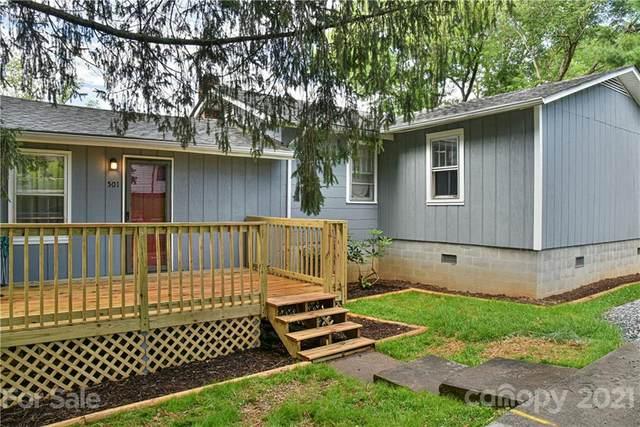 501 Fairview Road, Asheville, NC 28803 (#3761575) :: DK Professionals