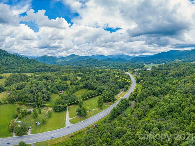 2219 N Us 441 Highway, Whittier, NC 28789 (#3761634) :: BluAxis Realty
