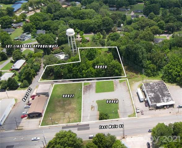 2480 E Main Street, Lincolnton, NC 28092 (#3761642) :: LePage Johnson Realty Group, LLC